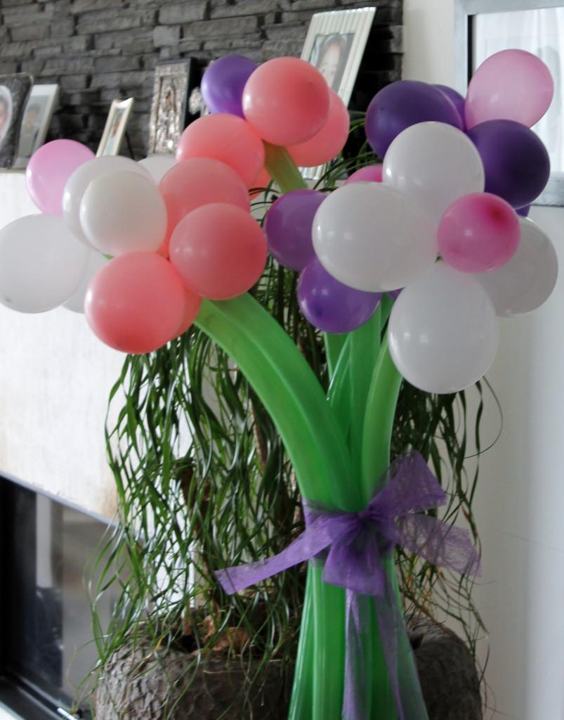 großer Blumenstrauß schenken