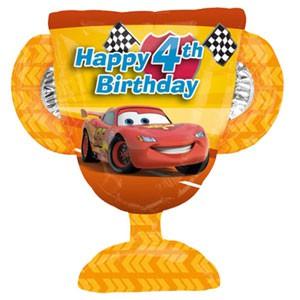 Heliumluftballon cars