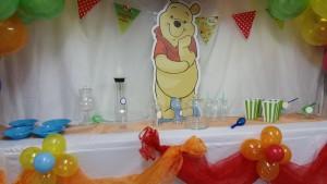 Winnie Puuh Party