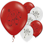 big-hero-6 Luftballons