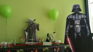 Candy Bar Star Wars
