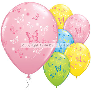 butterfly-balloons