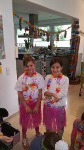 Hawaiierkleidung