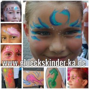 Kinderschminken Karlsruhe