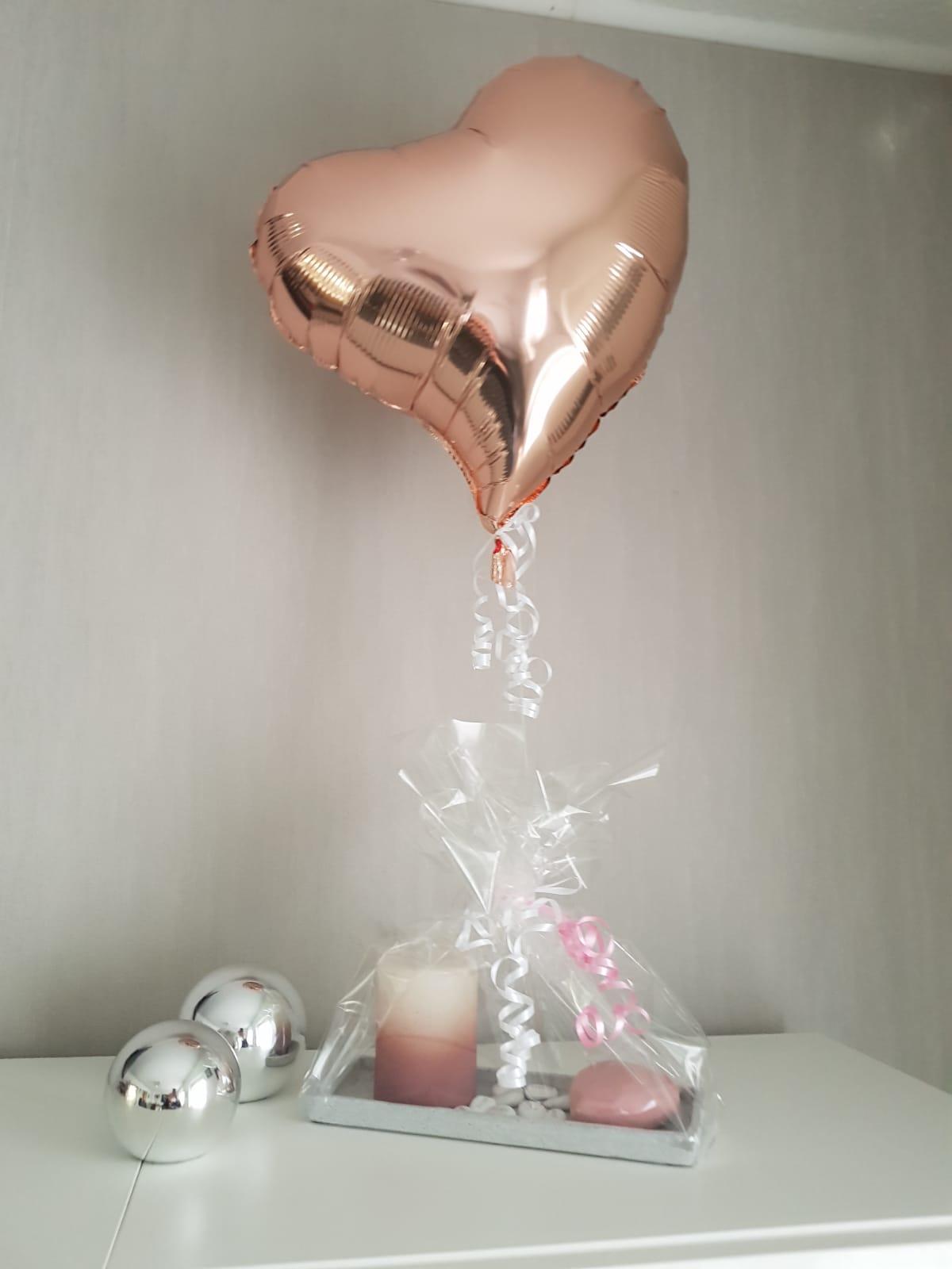 Herz Luftballon