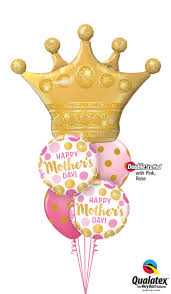 Mama ist die Beste mit Krone