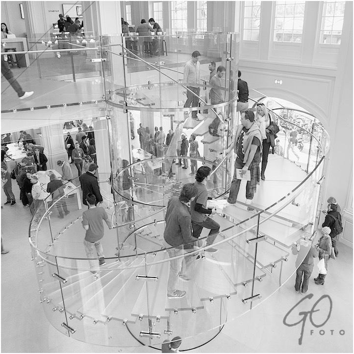Amsterdam Apple Store
