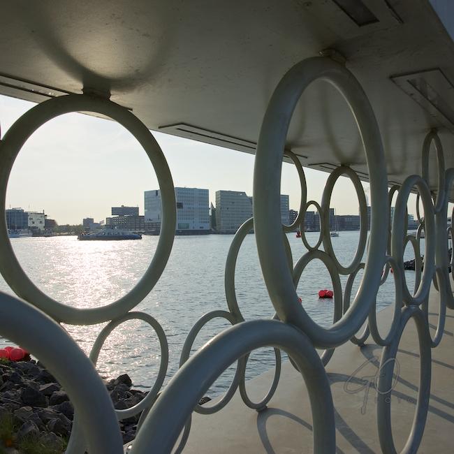 Amsterdamse grachten toeristische plagiaat