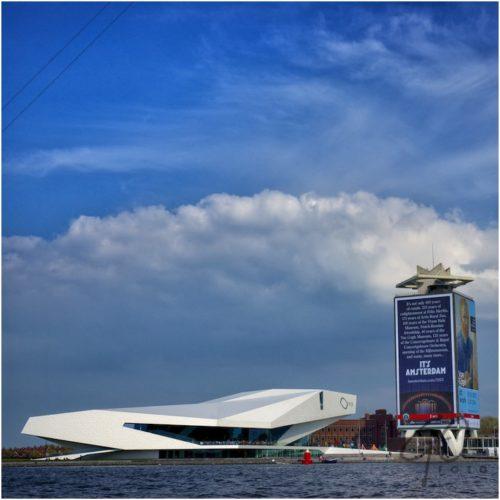 Toeristische fototips Amsterdam