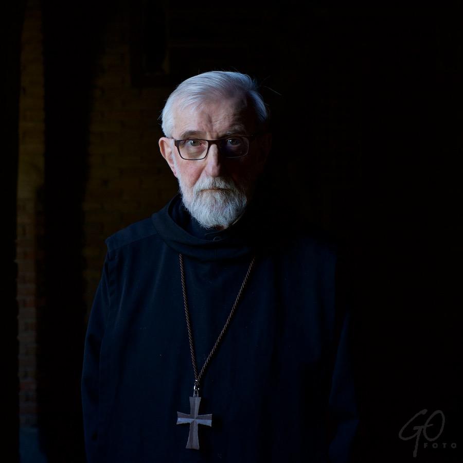 Abt Gerard Mathijsen Egmond-Binnen