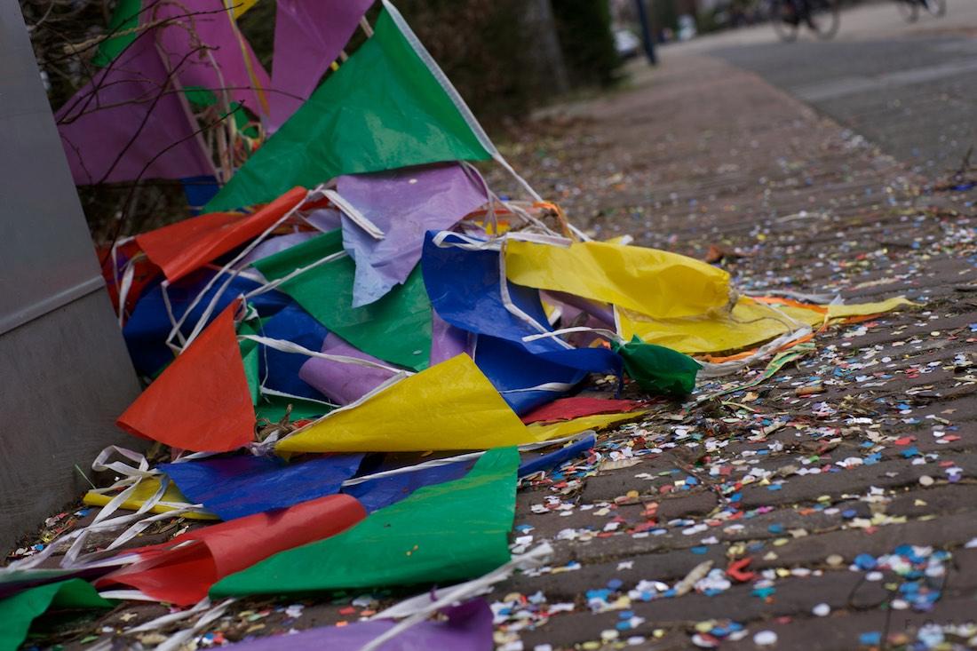 Carnaval in Hoogland | 038-2016