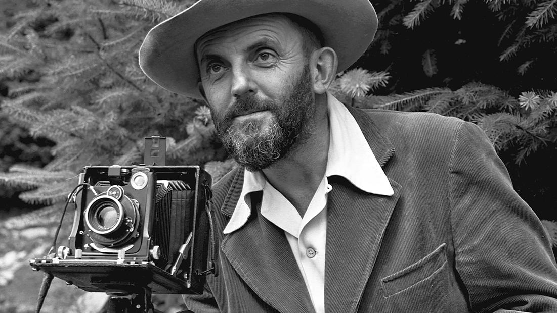 Fotograaf Ansel Adams biografie