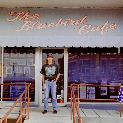 Hugh Moffatt bij Blue Bird Cafe Nashville chauffeur met heart of gold