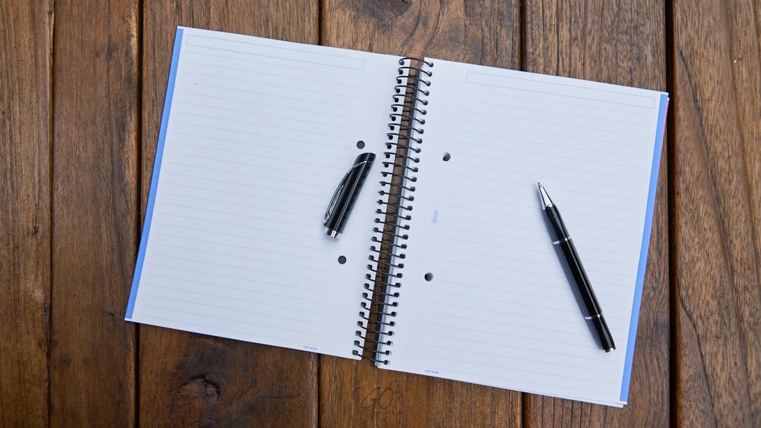 Help! Wat moet ik schrijven?