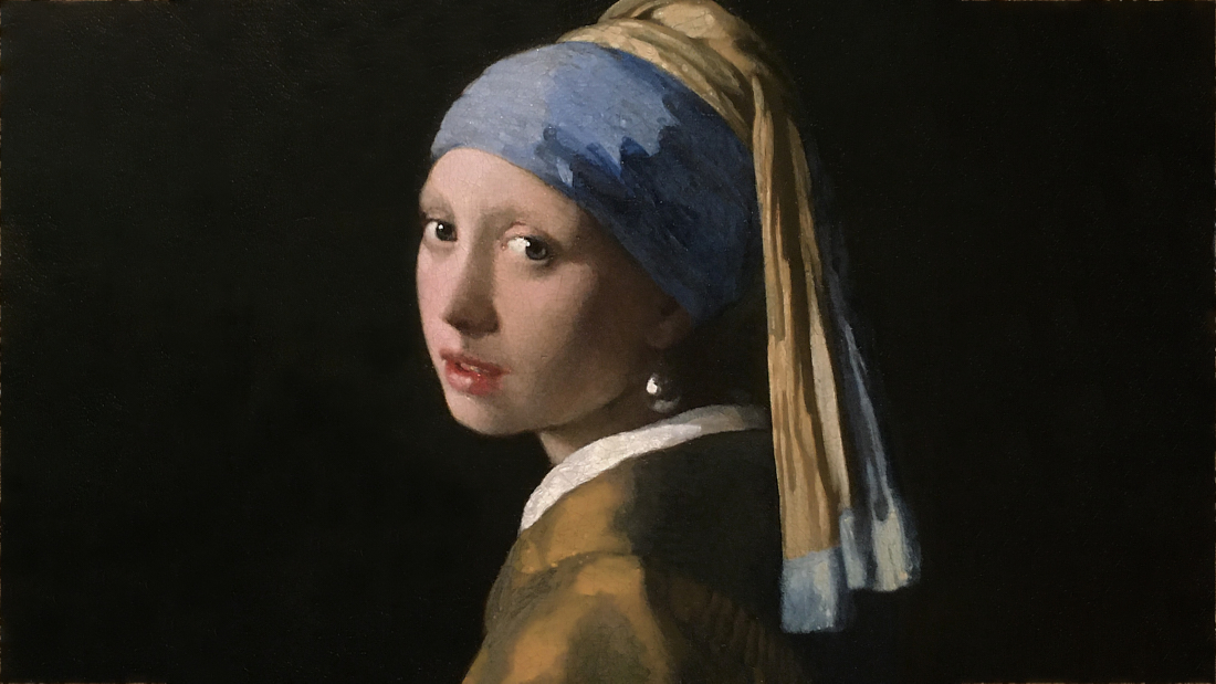 De streken van Vermeer en woorden als parels