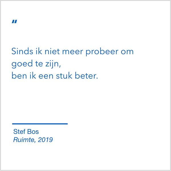 Stef Bos bij blog over Johannes Vermeer I