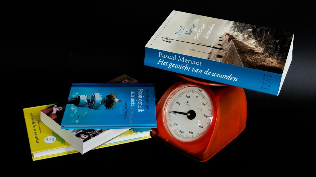 Pascal Mercier – Het gewicht van de woorden