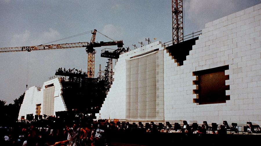 The Wall Pink Floyd 1990 Berlijn - Gerard Oonk - The Wall