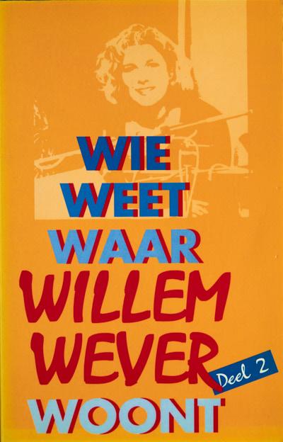 Klem in de toon van de taal Boekje Willem Wever - Gerard Oonk