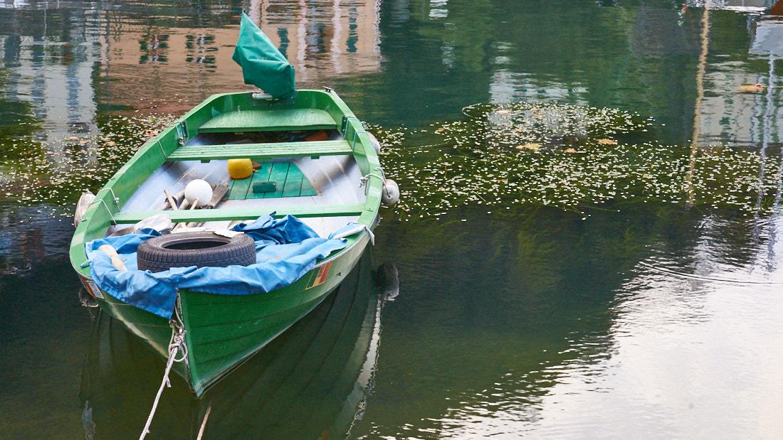 214-2012 Bootjes op het Lago Maggiore