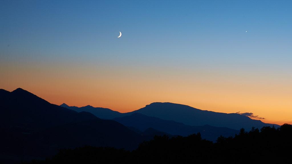 222-2013 Blauwe bergen