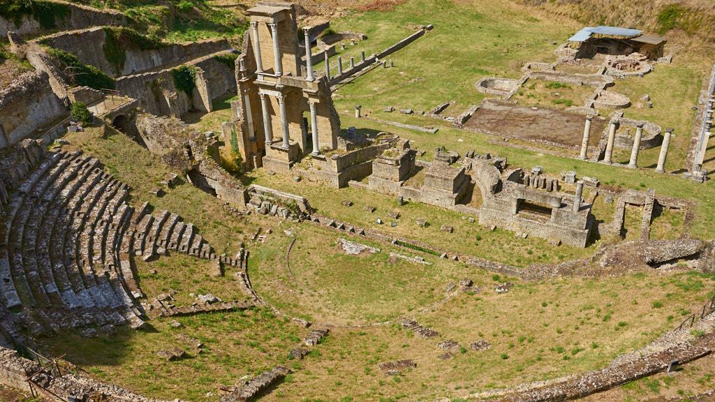 239-2013 Rare jongens die Etrusken