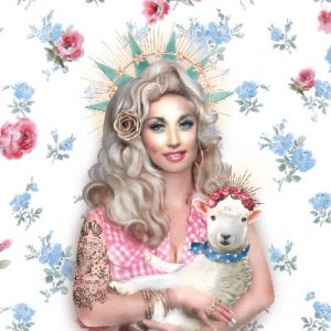 Dolly Parton's America artwork