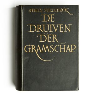Druiven der gramschap - John Steinbeck