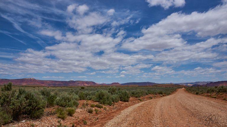 Dust road bij John Steinbeck