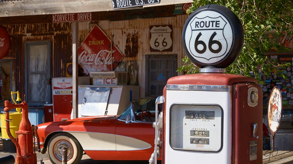 Route 66 (reprise)