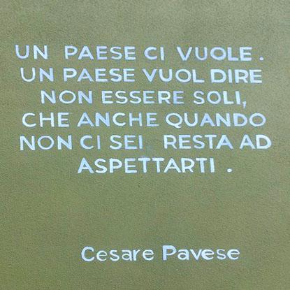 Cesare Pavese citaat