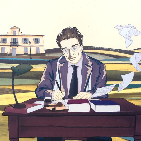 De blend van Steinbeck en Cesare Pavese