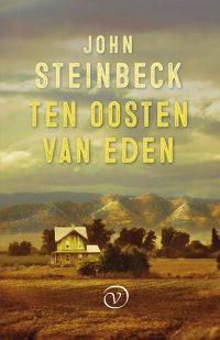 John Steinbeck Ten oosten van Eden boekomslag