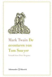 Mark Twain De avonturen van Tom Sawyer boekcover