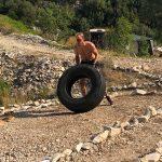 Fredrik tire