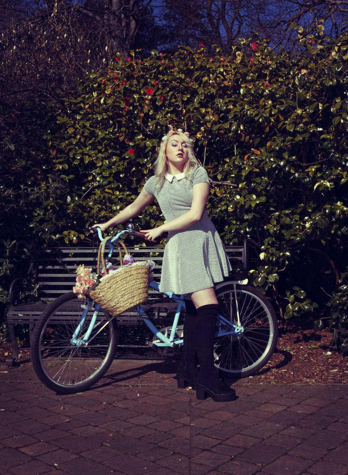 MUA - Fashion Photoshoot Image