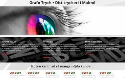 Vår nya webbplats är LIVE!