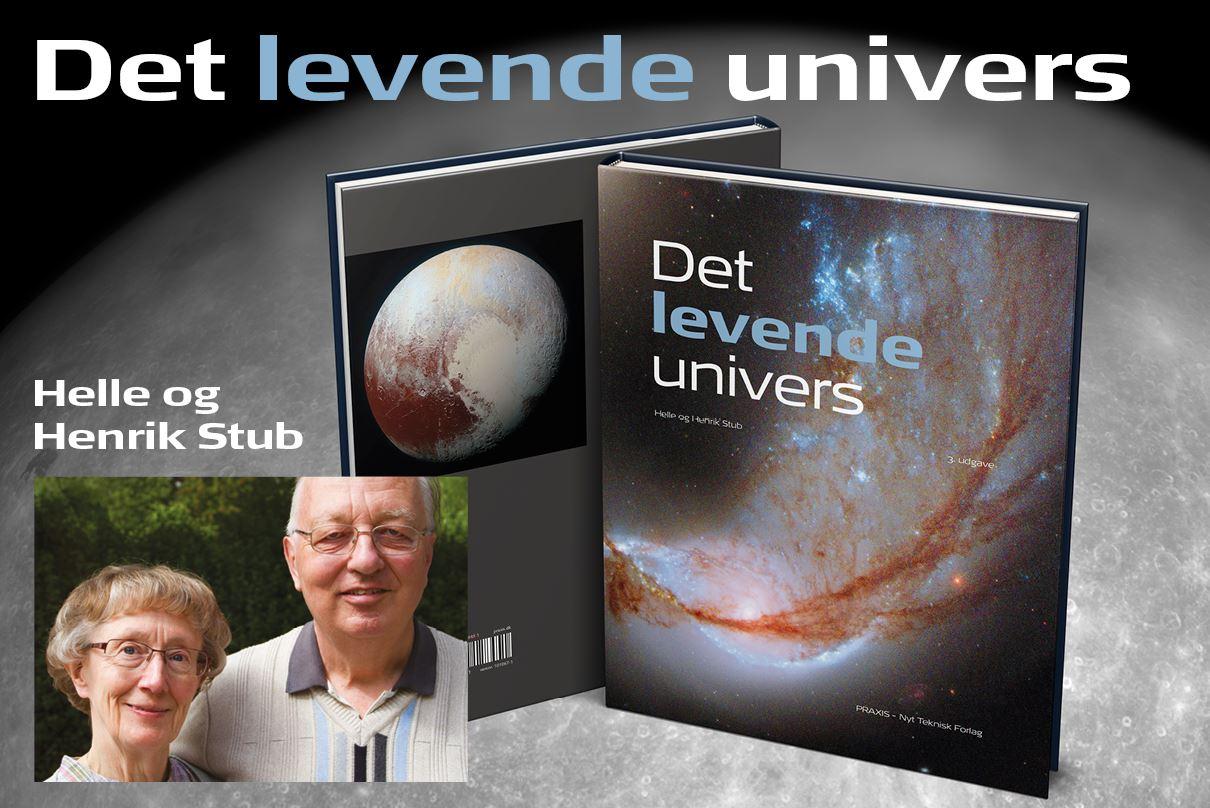 Det levende univers. Design og sats, og Facebook 3D-grafik: Stig Bing, Grapida