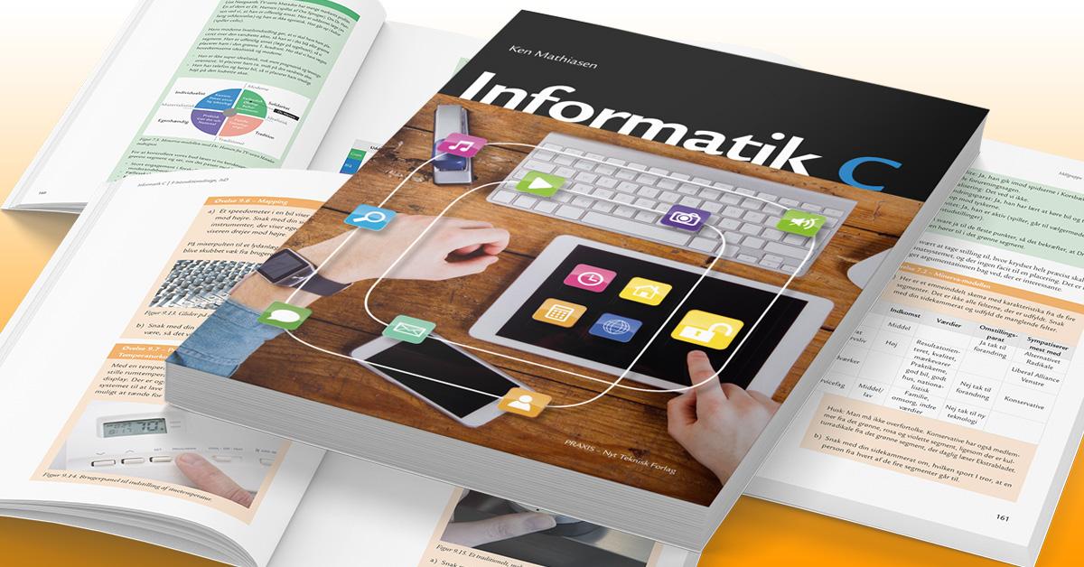 Informatik C bog   Bliv ekspert i informationsbehandling