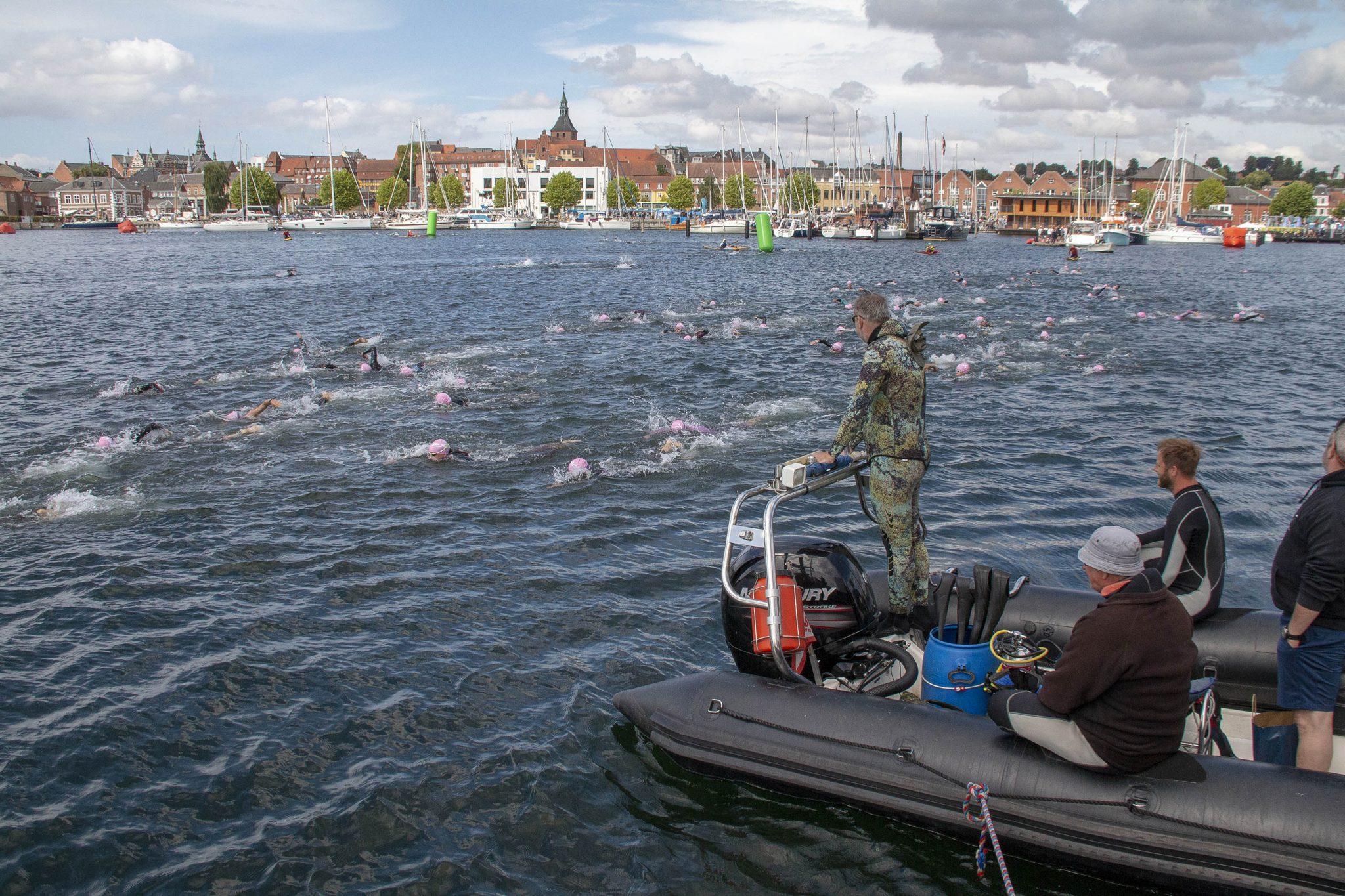 VM Cross Triatlon   Svendborg var vært bag det store arrangement