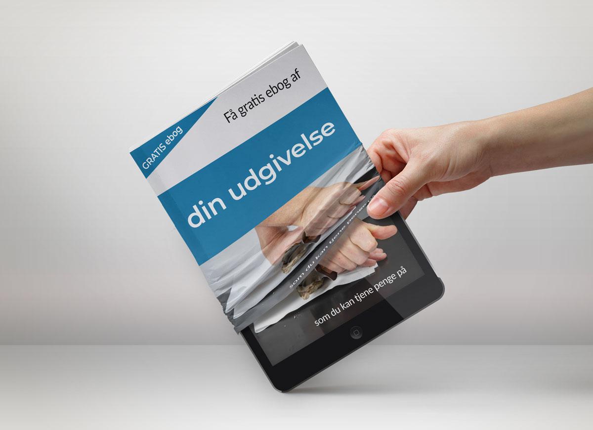 Få en gratis ebog, af en af dine udgivelser   tjen penge på ebogen eller skab glæde ved at give den som kundegave.