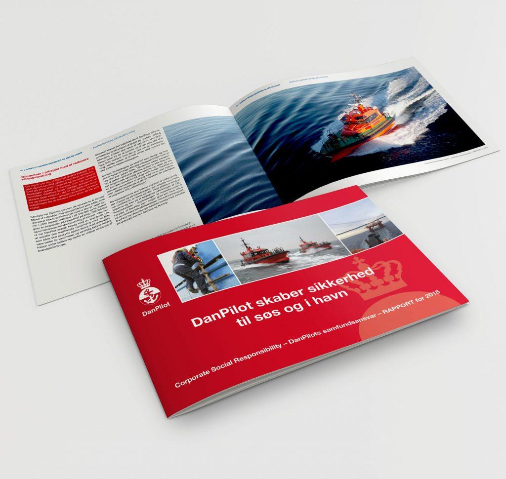 Katalog | Et katalog er en effektiv måde at vise og fortæller om en virksomheds effektivitet, resultater og succes.