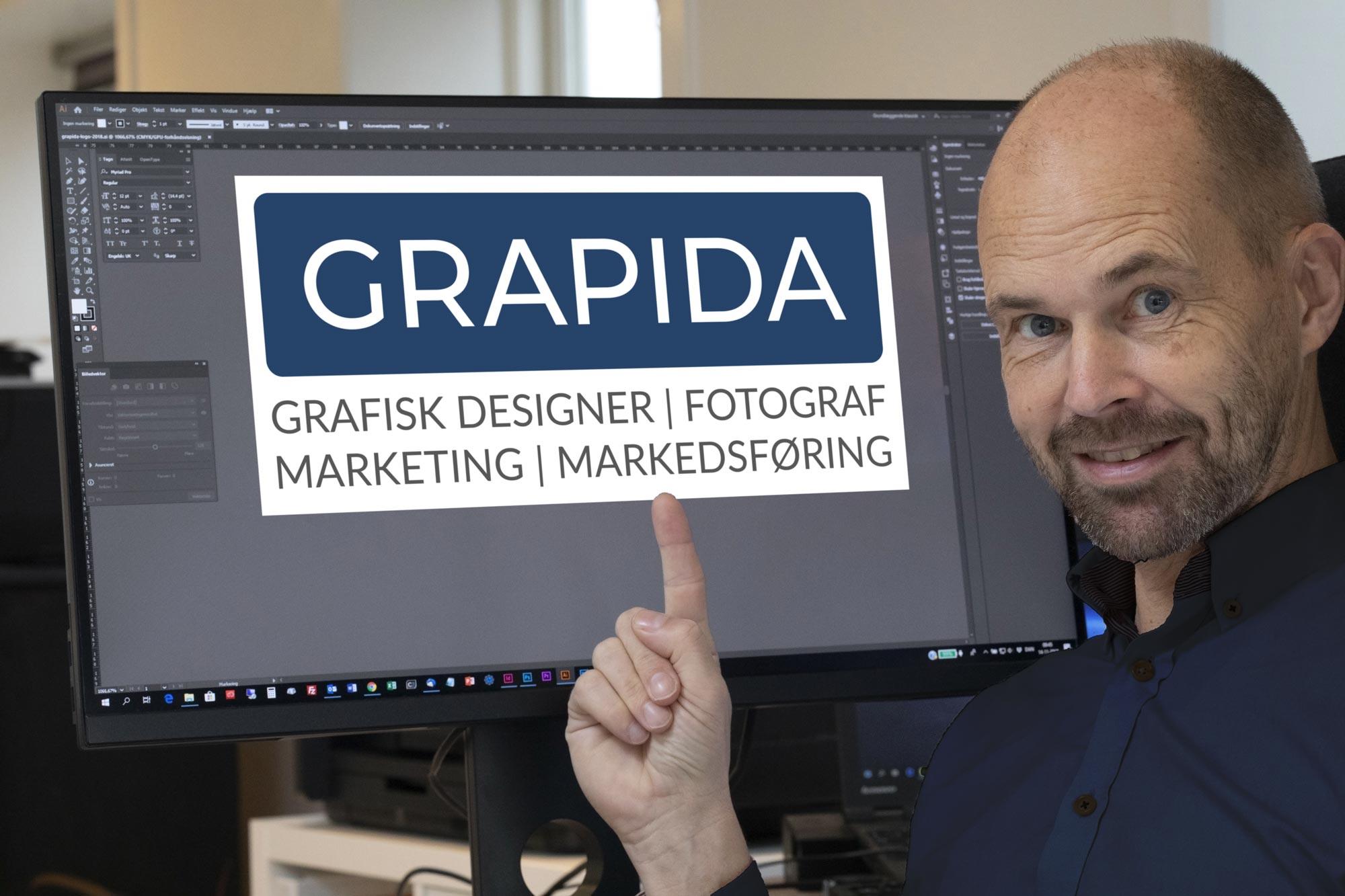 Logo lavet professionelt og i god kvalitet – sådan gør du