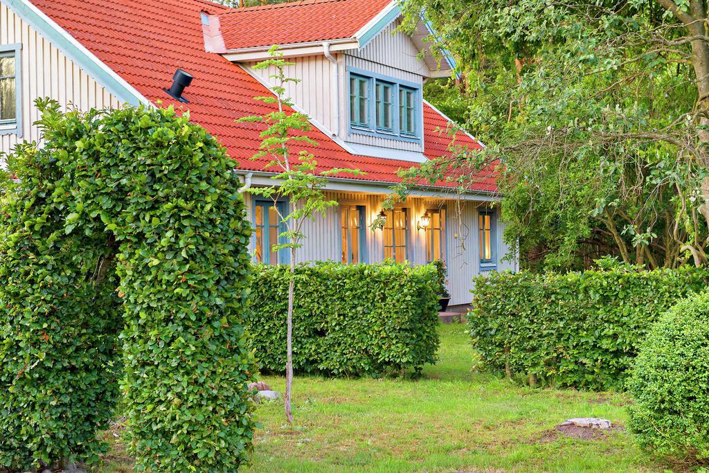 Hus i Blekinge. Hus med trädgård till salu