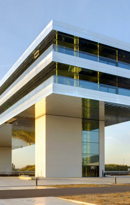 HQ Cordeel Temse, Tarkett, Interalu, Binst Architects