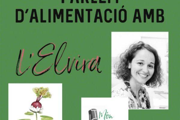 Elvira García en Món Interior