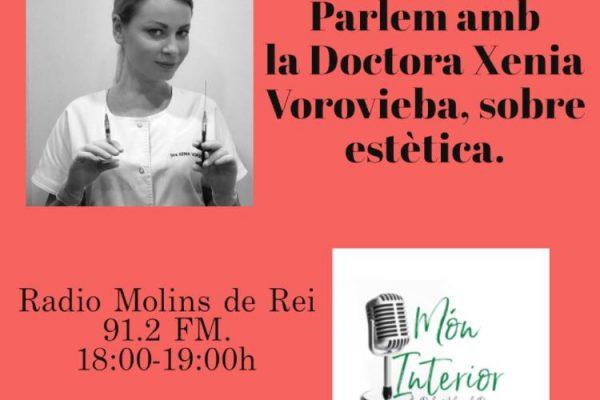 Hablamos con la Dra. Xenia Vorovieba – Món Interior