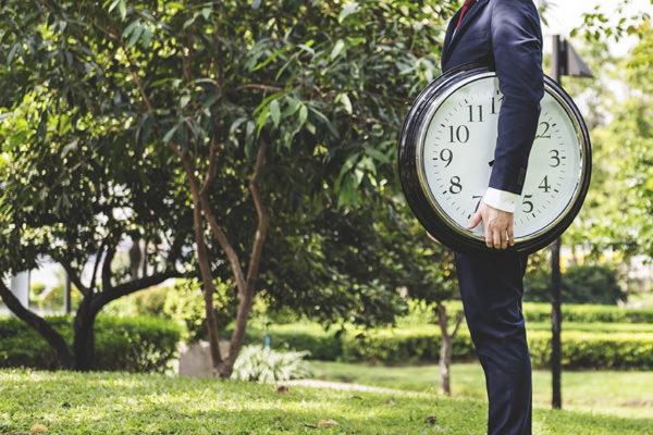 Mindfulness. La gestion del tiempo