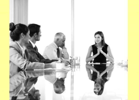 la comunicación no verbal de las líderes