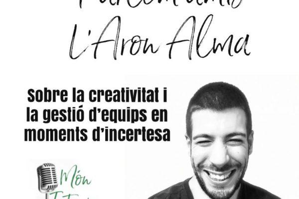 Nos visita Aron Alma – Món Interior